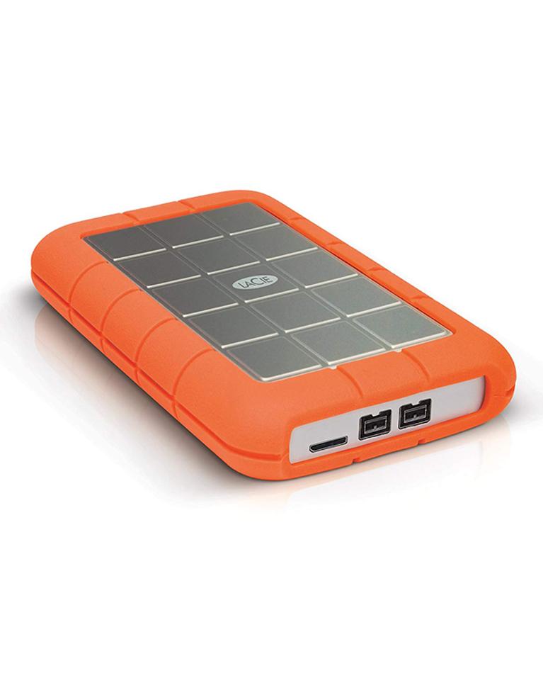 Lacie Rugged Triple USB 3.0 / Firewire 800